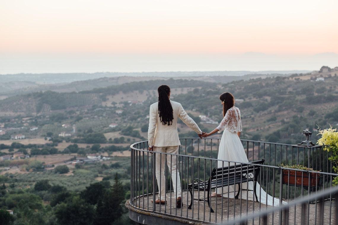 Intimate & Artistic Italian Wedding Film in Ravello – Happy Together Films 2