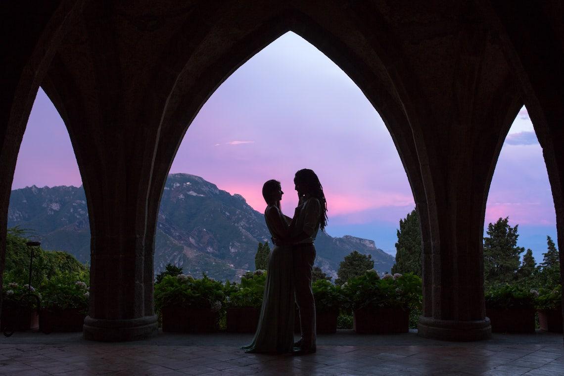 Intimate & Artistic Italian Wedding Film in Ravello – Happy Together Films 5