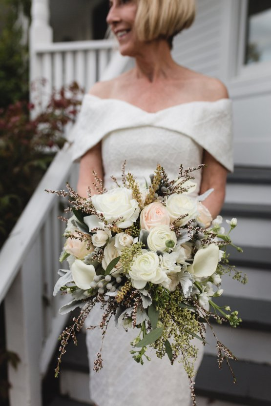 Intimate and Charming New England Bed and Breakfast Wedding – Juliana Montane Photography 25