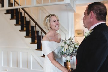 Intimate and Charming New England Bed and Breakfast Wedding – Juliana Montane Photography 8