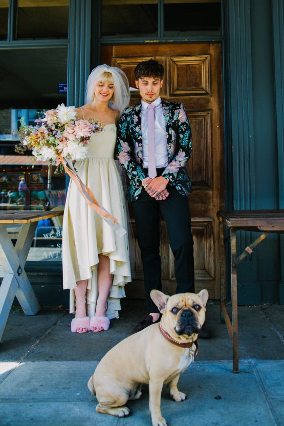 London Rock and Roll Elopement Inspiration – Storyett Photography 12