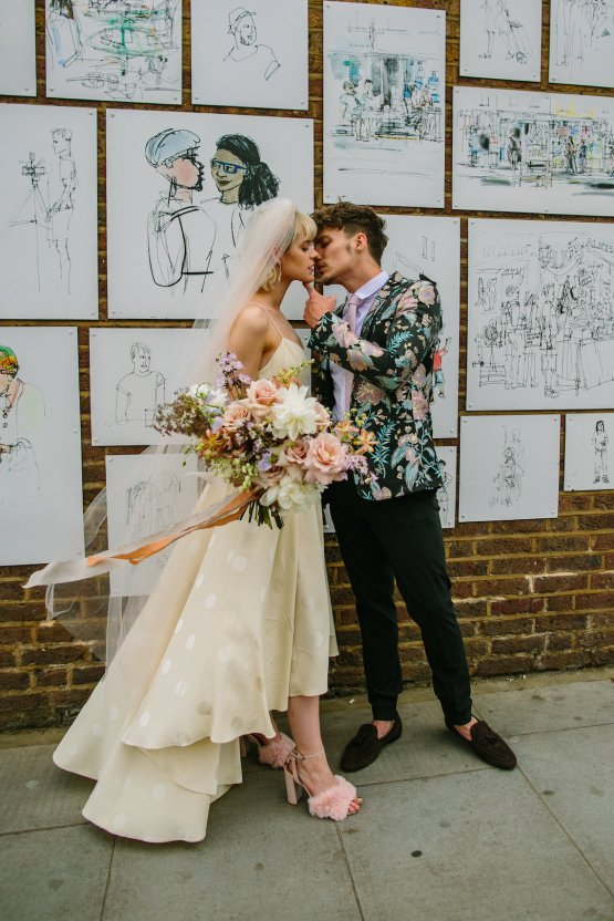 London Rock and Roll Elopement Inspiration – Storyett Photography 13