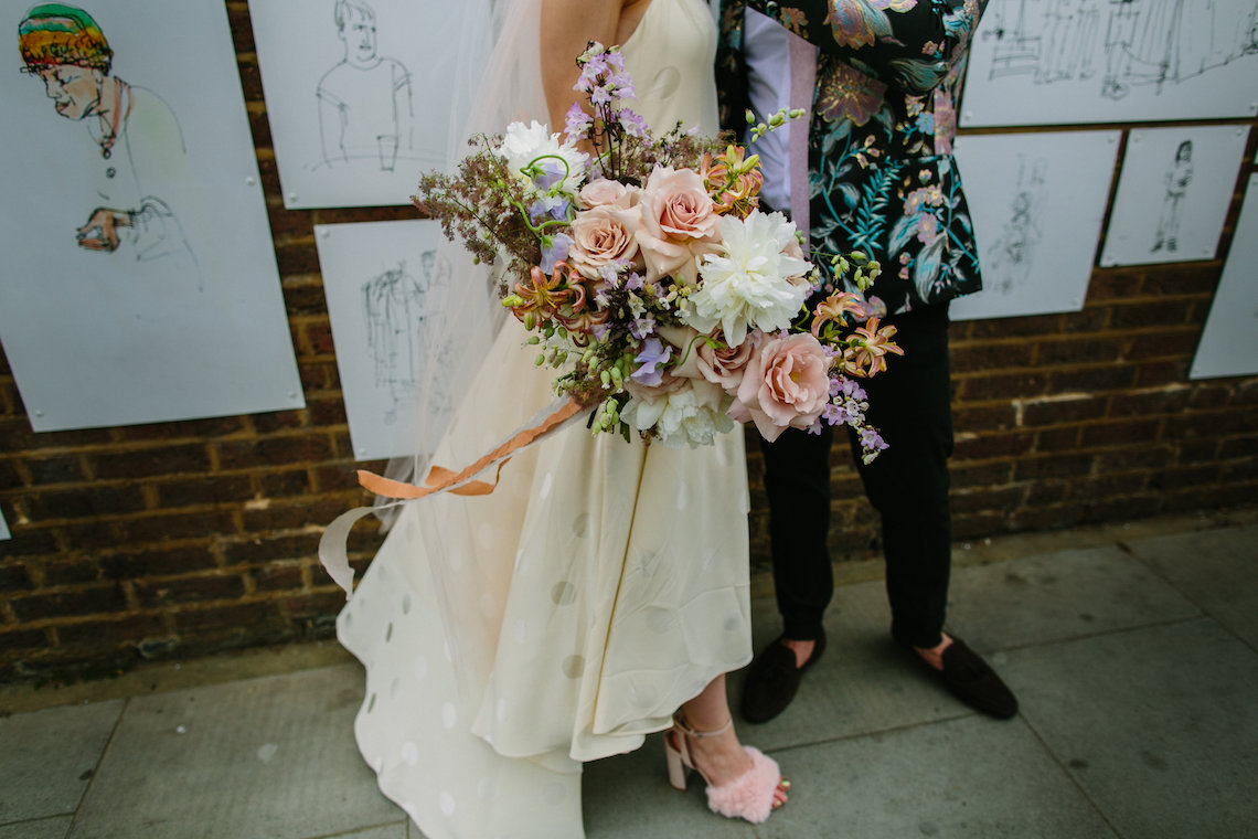 London Rock and Roll Elopement Inspiration – Storyett Photography 23