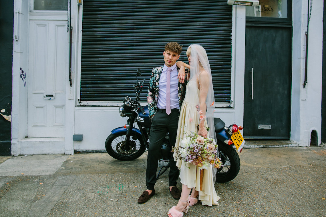 London Rock and Roll Elopement Inspiration – Storyett Photography 27