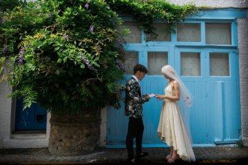 London Rock and Roll Elopement Inspiration – Storyett Photography 28