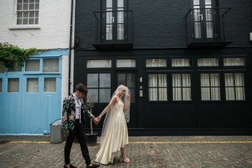 London Rock and Roll Elopement Inspiration – Storyett Photography 31