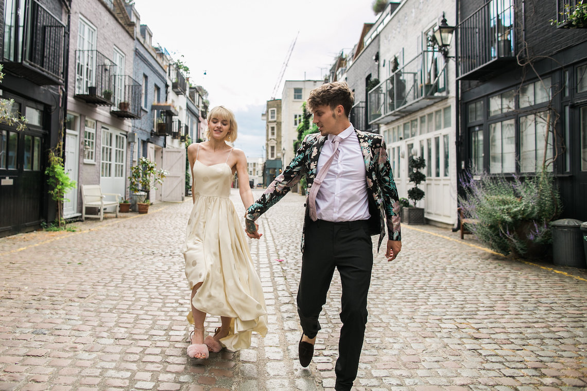 London Rock and Roll Elopement Inspiration – Storyett Photography 33