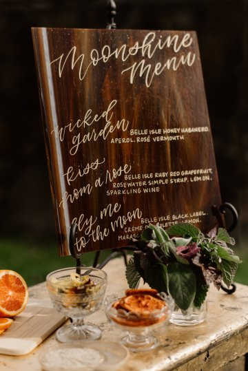 Luxe Mansion Wedding Inspiration Featuring Masculine Florals and Deep Tones – Alex Tenser – Swoon Soiree 43