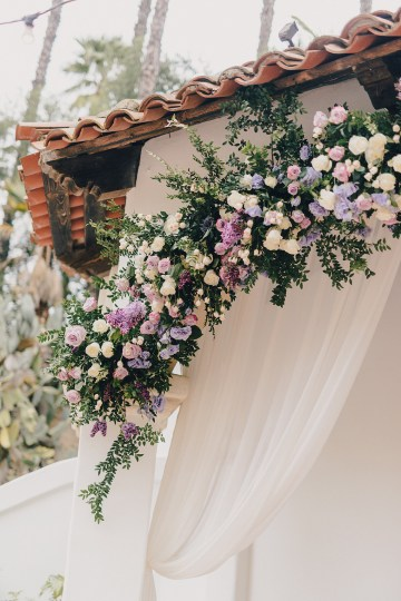 Rustic and Luxurious Southern California Wedding With Stunning Florals – Full Spectrum Photography 20