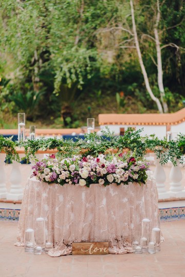Rustic and Luxurious Southern California Wedding With Stunning Florals – Full Spectrum Photography 36