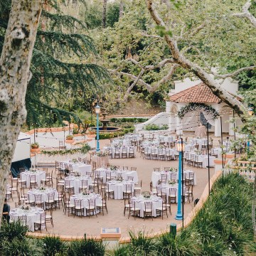 Rustic and Luxurious Southern California Wedding With Stunning Florals – Full Spectrum Photography 45