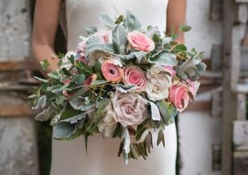 Rustic and Romantic Barn Wedding Inspiration – Boswick Photography 2