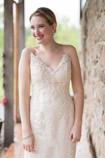 Rustic and Romantic Barn Wedding Inspiration – Boswick Photography 34