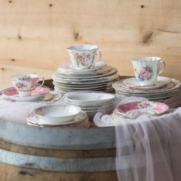 Rustic and Romantic Barn Wedding Inspiration – Boswick Photography 4