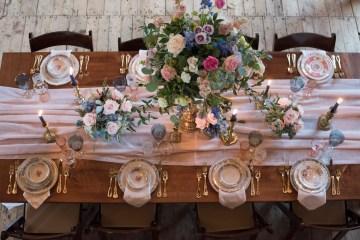 Rustic and Romantic Barn Wedding Inspiration – Boswick Photography 9
