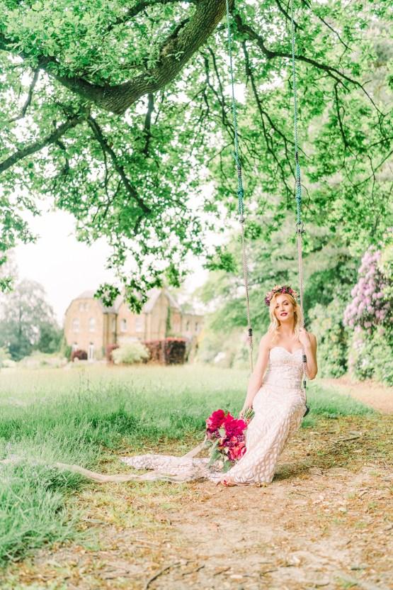 Whimsical Woodland Wedding Inspiration – Ioana Porav Photography 48
