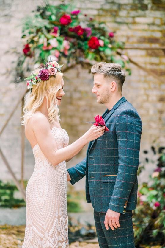 Whimsical Woodland Wedding Inspiration – Ioana Porav Photography 56