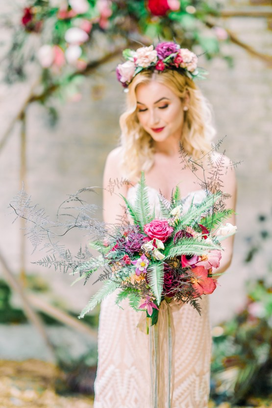 Whimsical Woodland Wedding Inspiration – Ioana Porav Photography 58