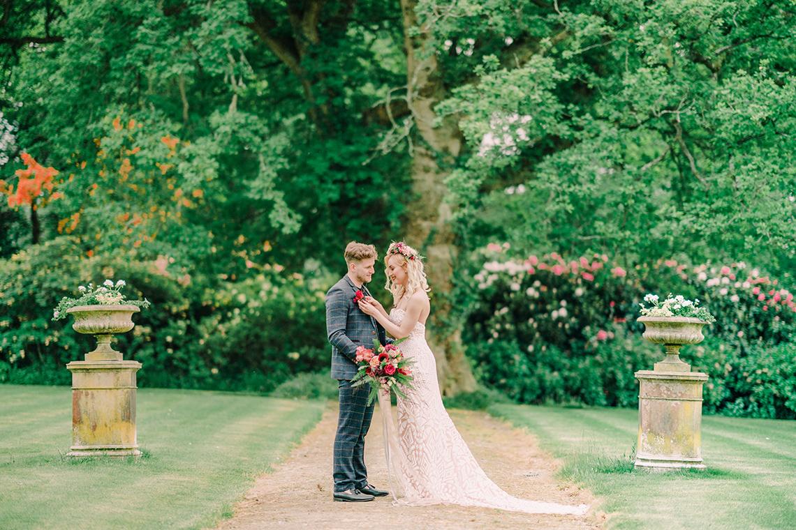 Whimsical Woodland Wedding Inspiration – Ioana Porav Photography 9