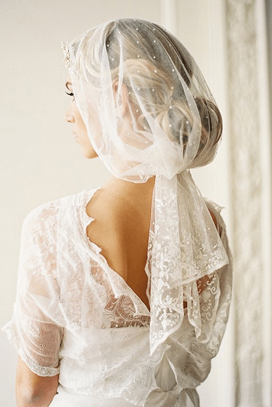 20 Stunning Unique Wedding Veils You Havent Seen Before