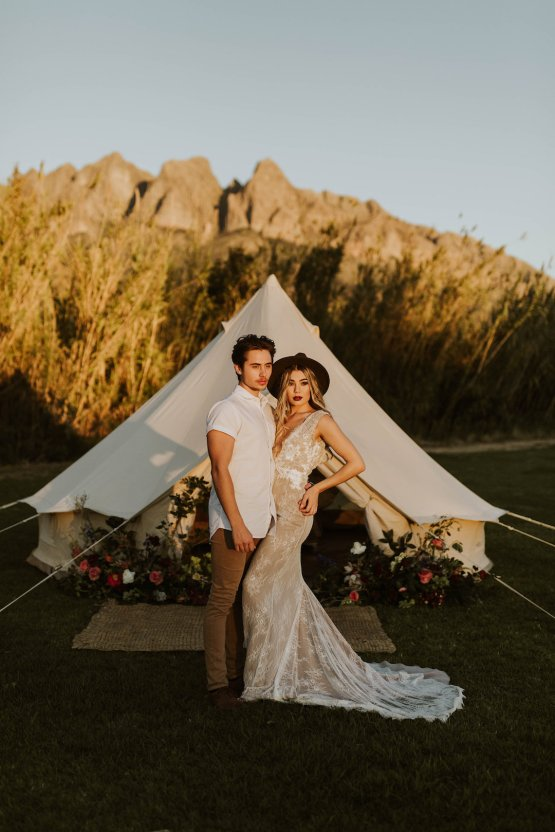 Bohemian Glamping Wedding and Proposal Inspiration – Lindie Wilton Photography 21