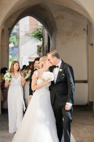Breathtaking Cliffside Amalfi Coast Destination Wedding – Sandra Aberg 26