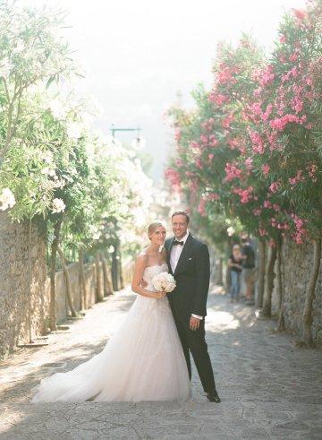 Breathtaking Cliffside Amalfi Coast Destination Wedding – Sandra Aberg 39