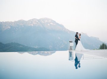 Breathtaking Cliffside Amalfi Coast Destination Wedding – Sandra Aberg 4