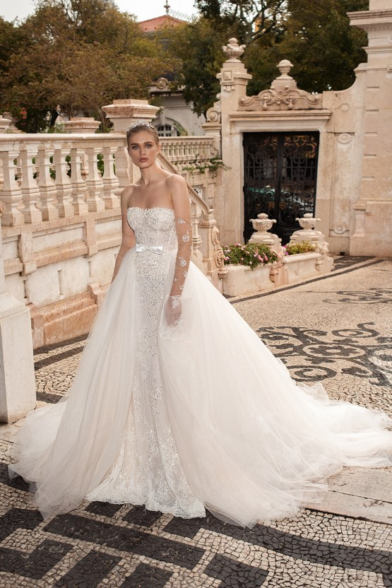 How To Look Like Royalty On Your Wedding Day – Galia Lahav Couture Dress Collection – ALBA+BIANCA F