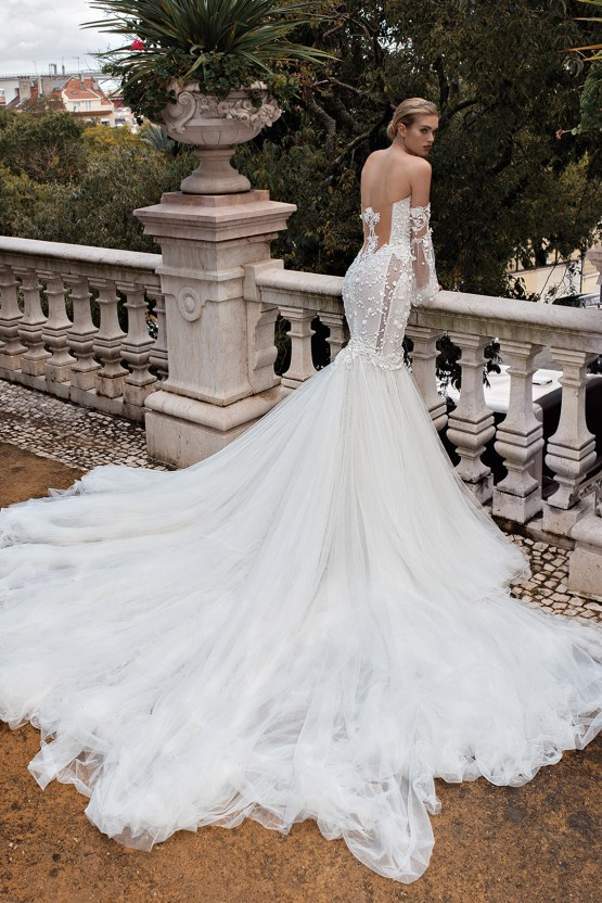 How To Look Like Royalty On Your Wedding Day – Galia Lahav Couture Dress Collection – CAMILLA B2
