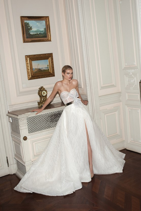 How To Look Like Royalty On Your Wedding Day – Galia Lahav Couture Dress Collection – MAGDALENA F