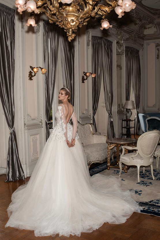 How To Look Like Royalty On Your Wedding Day – Galia Lahav Couture Dress Collection – NEVIS+NOVA B