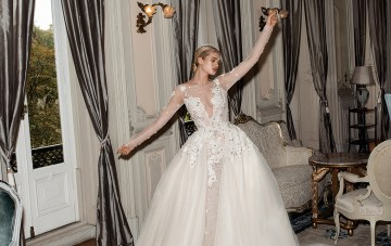 5 Ways To Look Like Royalty On Your Wedding Day With Galia Lahav