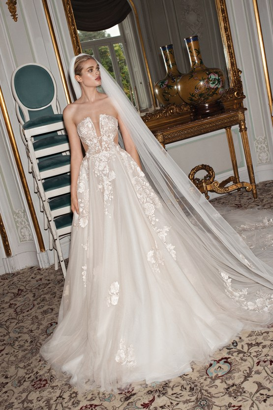 How To Look Like Royalty On Your Wedding Day – Galia Lahav Couture Dress Collection – QUERIDA F2