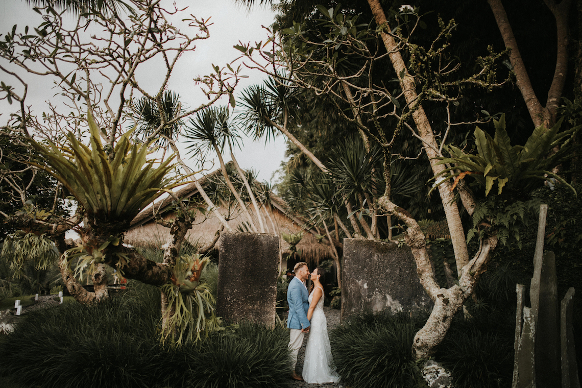 Intimate Jungle Ubud Bali Wedding – Iluminen Photography 13