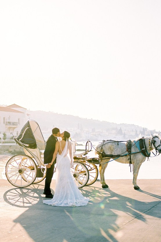 Lavish and Ethereal Greek Hotel Wedding Inspiration – Camilla Cosme Photography 14