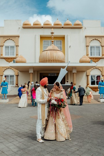 Multicultural Indian Sikh Kiwi Waterfall Wedding – Karen Willis Holmes – Hollow and Co 10