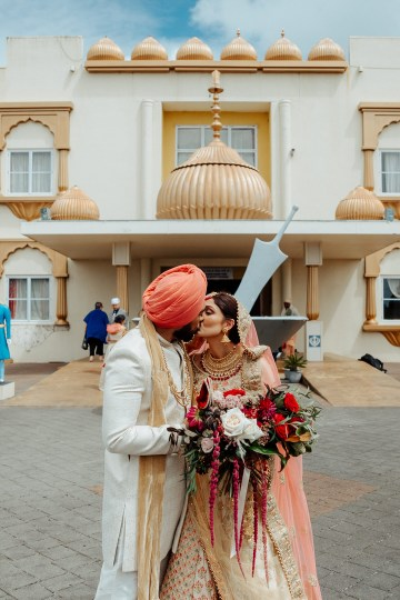 Multicultural Indian Sikh Kiwi Waterfall Wedding – Karen Willis Holmes – Hollow and Co 11