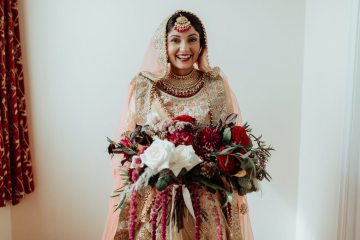 Multicultural Indian Sikh Kiwi Waterfall Wedding – Karen Willis Holmes – Hollow and Co 38