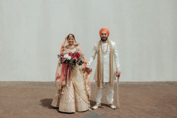 Multicultural Indian Sikh Kiwi Waterfall Wedding – Karen Willis Holmes – Hollow and Co 40