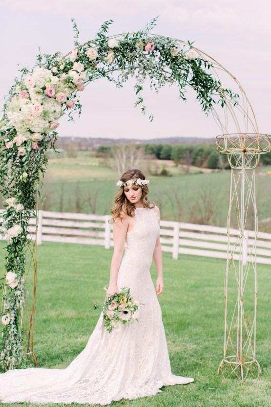 Quaint Country Chic Boho Wedding Inspiration – Sons and Daughters Photography 26
