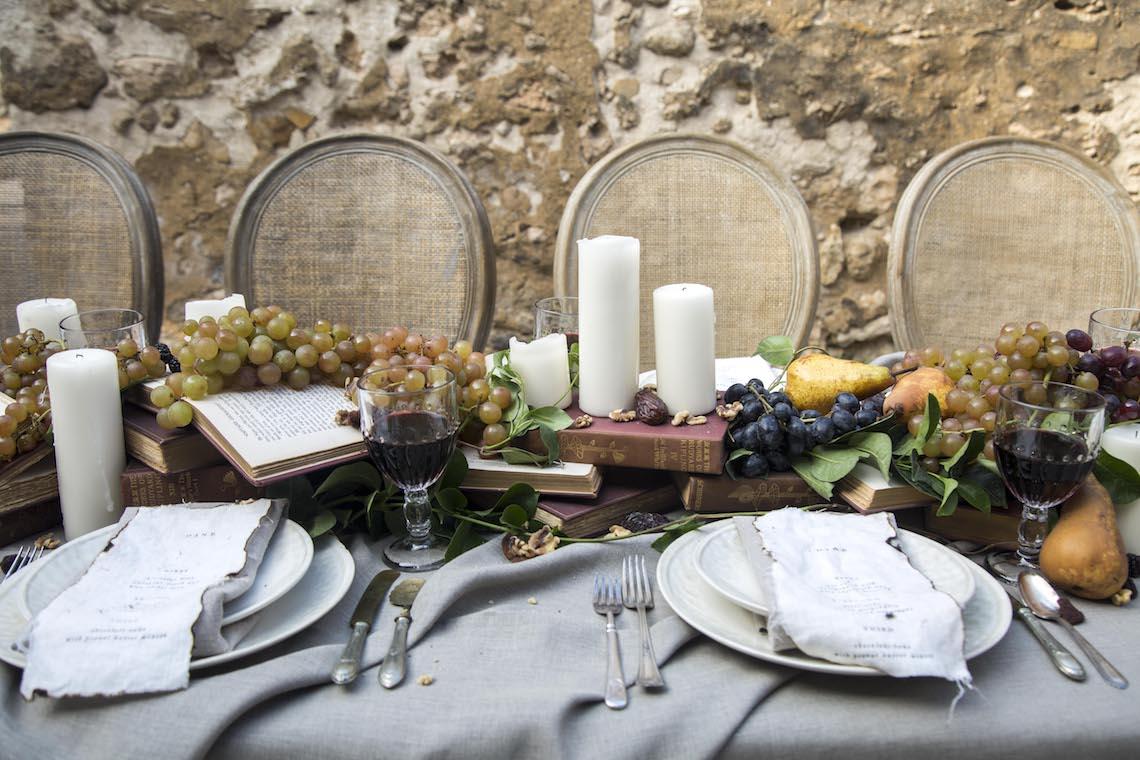 Spanish Lace and Old World Elegance Wedding Inspiration – Szu Designs 35