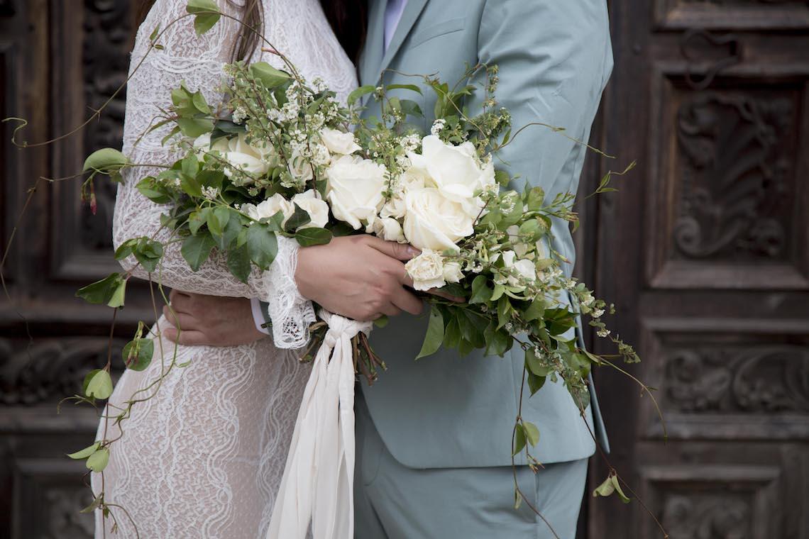 Spanish Lace and Old World Elegance Wedding Inspiration – Szu Designs 43