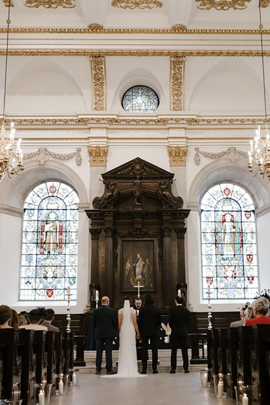 Swanky London Bank Wedding – Jessica Williams 24