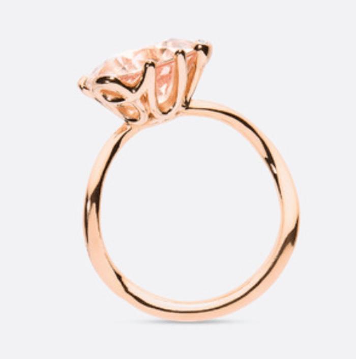 7 rare colored gemstone engagement rings every alternative