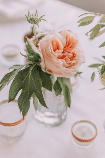 Boho Greek Island Wedding Featuring A Circle Floral Arch – Paulina Weddings 15