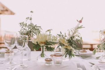 Boho Greek Island Wedding Featuring A Circle Floral Arch – Paulina Weddings 40