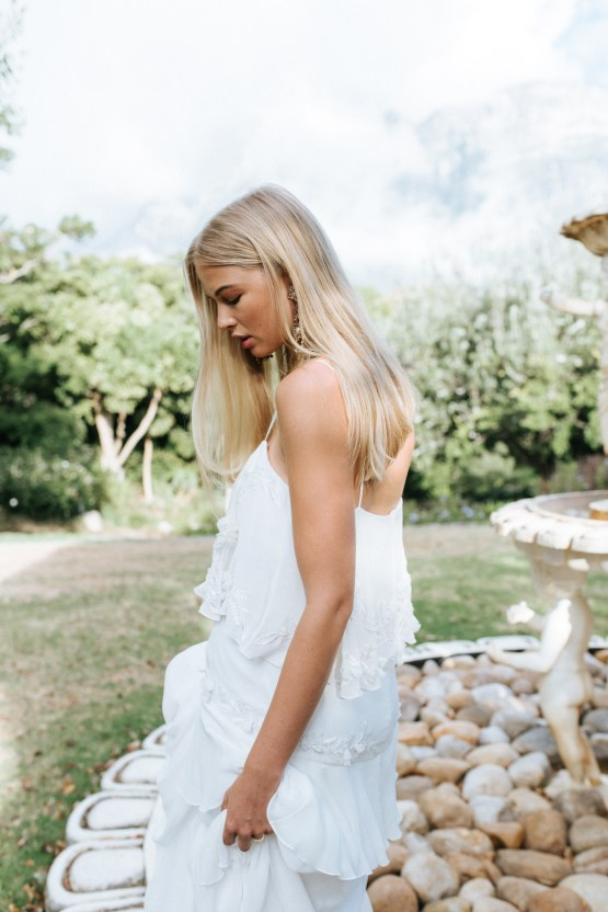 Ethereal Garden South African Wedding Inspiration With Ultra Cool Wedding Dresses – Marilyn Bartman 18