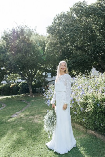 Ethereal Garden South African Wedding Inspiration With Ultra Cool Wedding Dresses – Marilyn Bartman 38