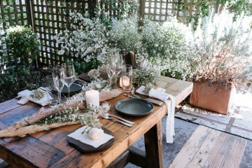 Ethereal Garden South African Wedding Inspiration With Ultra Cool Wedding Dresses – Marilyn Bartman 6